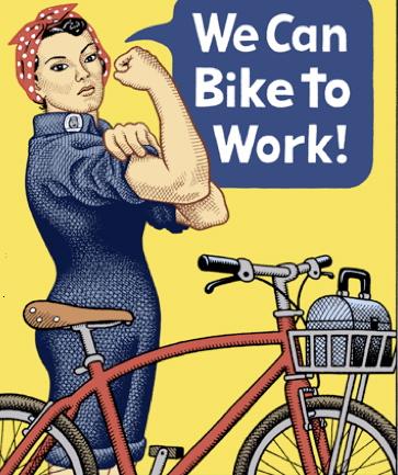 Les avantages dd'aller au travail à vélo