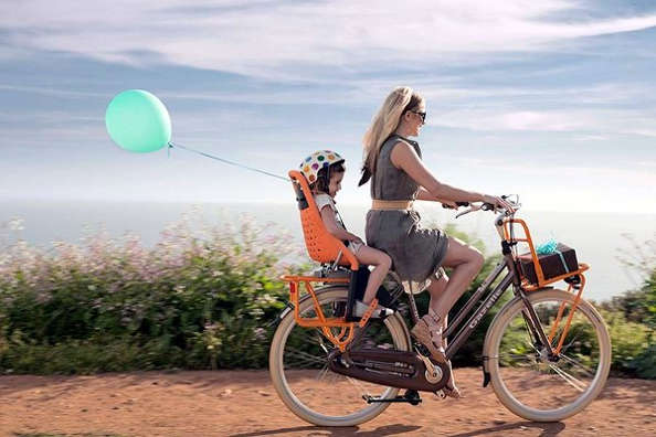 Transporter ses enfants à vélo: des solutions multiples