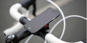Support IPhone 6 6S et 6+ pour vélo Z Lite - Zéfal