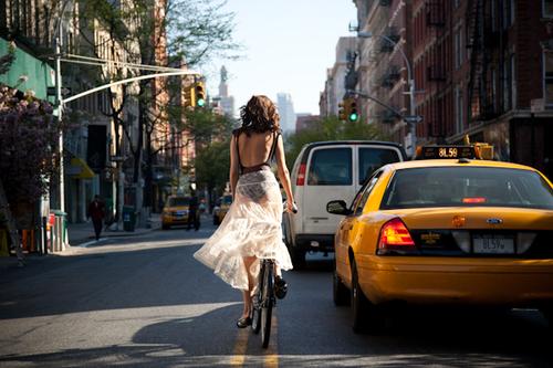 Le vélo: des avantages pour notre avenir
