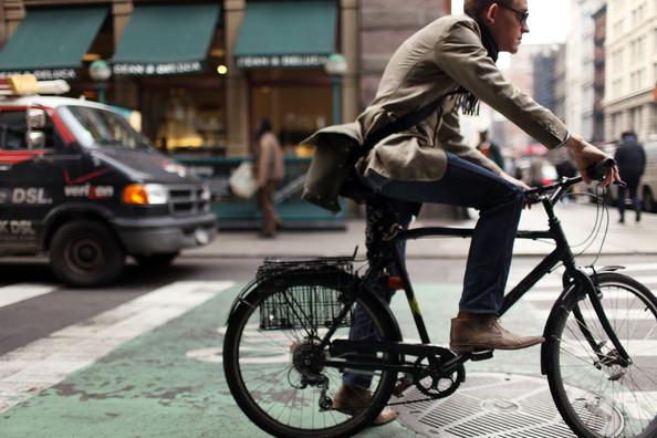 Le vélo pour aller au travail: des avantages non-négligeables