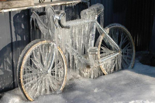 Le vélo en hiver: comment bien s'habiller?