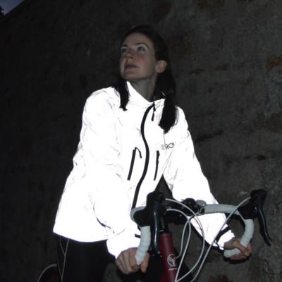 Faire du vélo en hiver avec Proviz