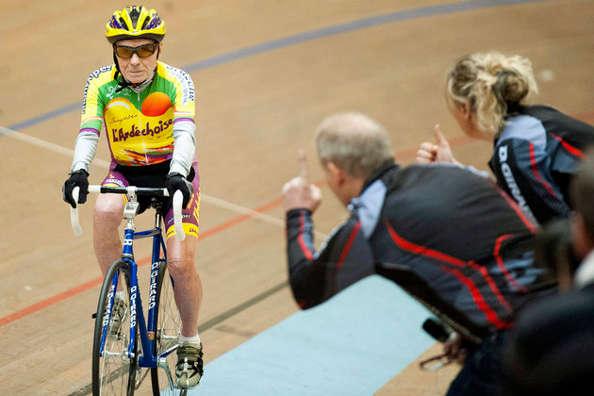 Le vélo comme thérapie contre la maladie de Parkinson