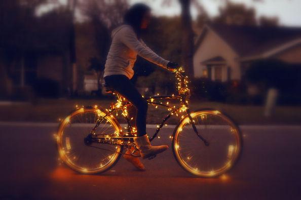 Lumière sur la législation de l'éclairage à vélo