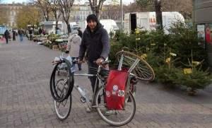 AlloMecanoVelo, réparateur cycle en atelier mobile