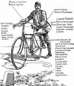 Guide du parfait cyclotouriste de 1893