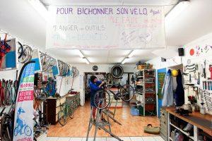 Le rôle des ateliers vélo participatifs - Heureux cyclage