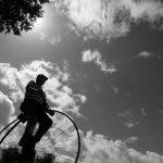 vélo à l'ancienne
