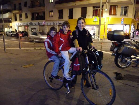 Tous à vélo pour une mobilité douce