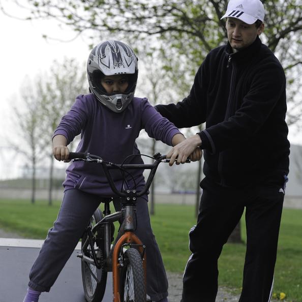 L'Intégrathlon fait tomber les barrières dans le vélo et le sport en général