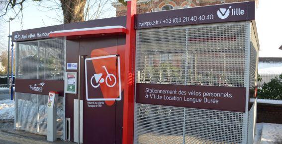 Garer son vélo en toute sécurité grâce aux abris automatisés