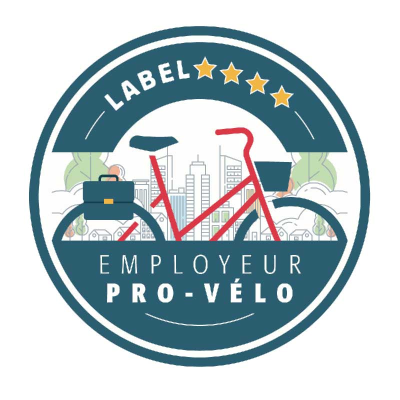 logo label pro velo employeur