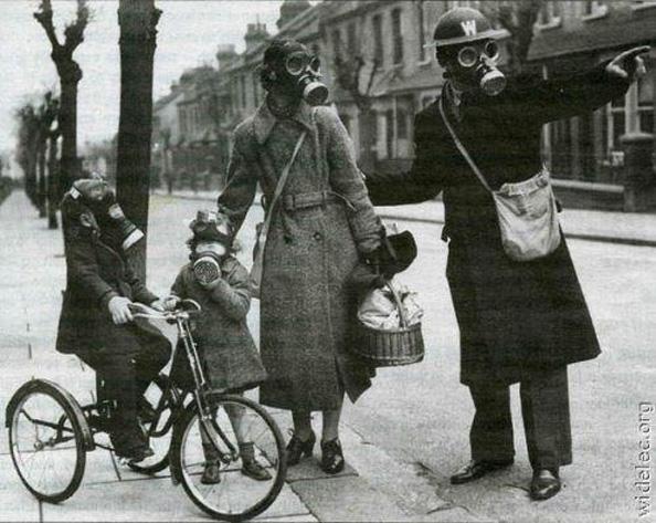 Faire face à la pollution à vélo