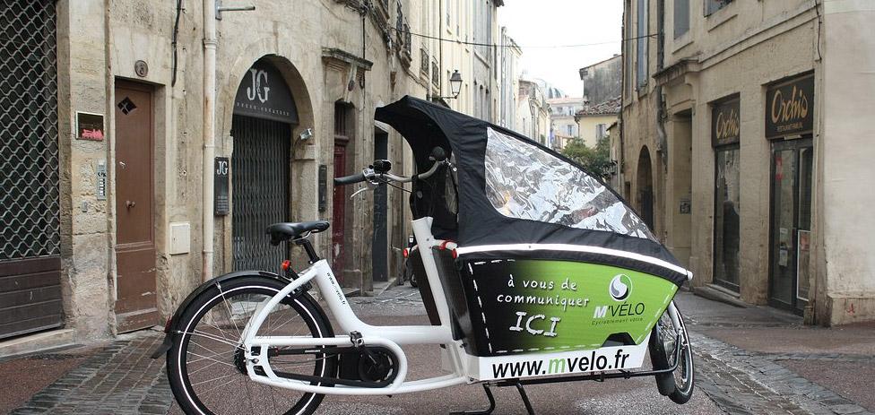 Communiquer grâce à M'Vélo