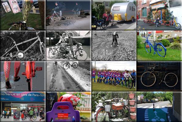 Concours «L'insolite dans le vélo» : Récapitulatif et derniers votes
