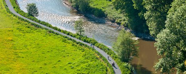 Découvrez la Manche à vélo et ses trois itinéraires vélo