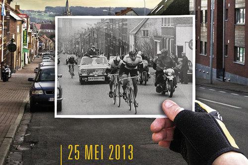 Cyclisme le Ronde 100 classic