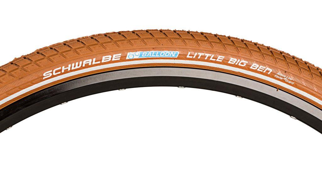 Bande réfléchissante pneu velo Schwalbe