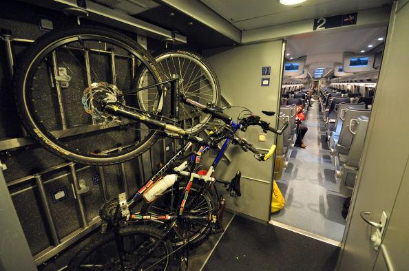 3 options pour prendre son vélo sur l'Eurostar
