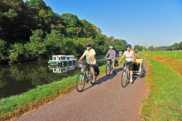 La Manche à vélo : la Vélodyssée