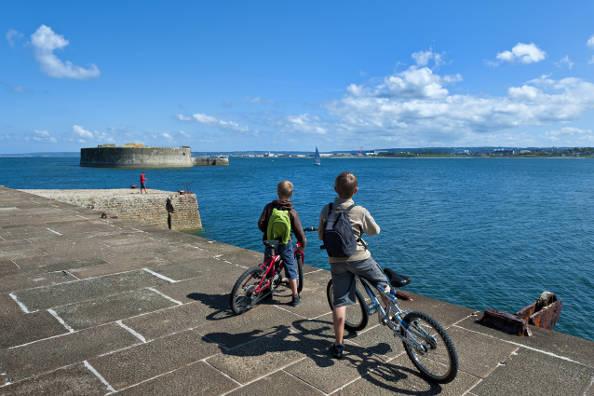 La Manche à vélo : Le Tour de Manche