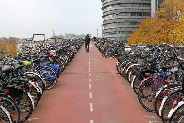 Le vélo aux Pays-Bas à la loupe