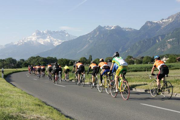 Le Cyclotour du Leman fête son dixième anniversaire