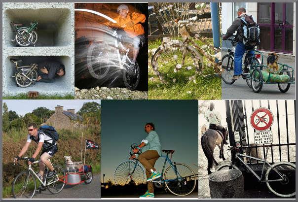Concours « L'insolite dans le vélo » : Récapitulatif et derniers votes – Session Avril-Mai