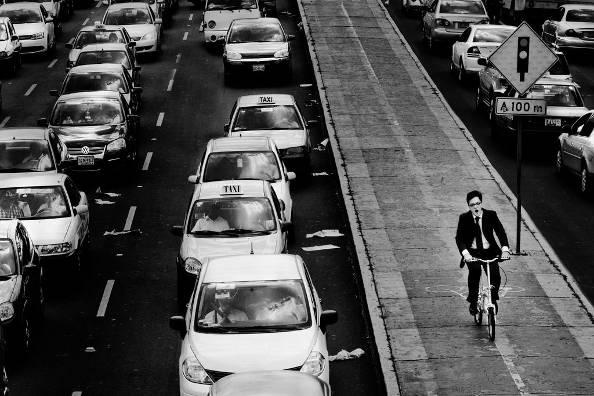Quel est l'intérêt de faire du vélo en ville ?