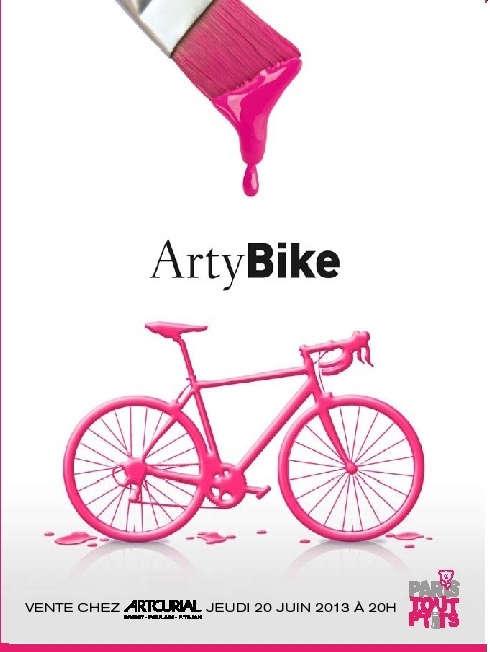 vente de vélo artistique