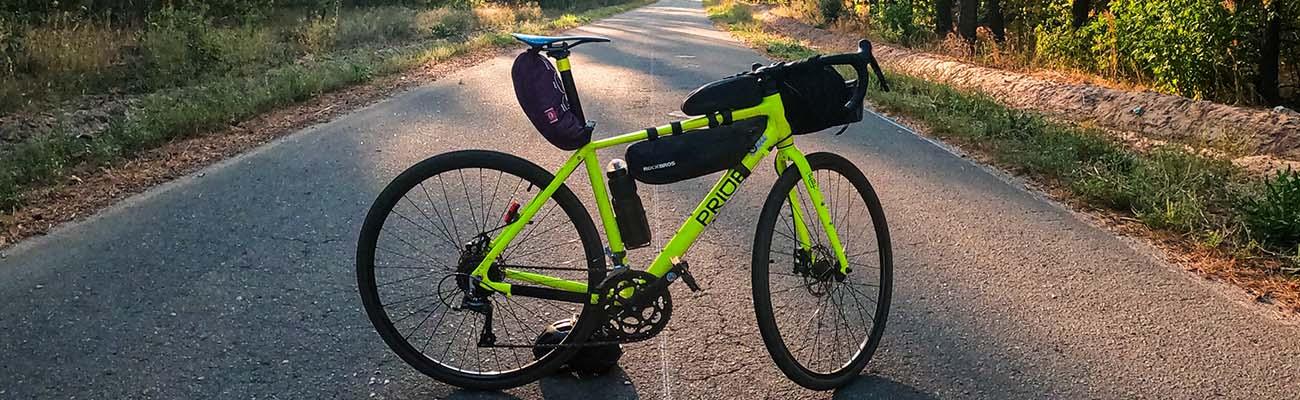 Les meilleures appli randonnée vélo cyclotourisme bikepacking