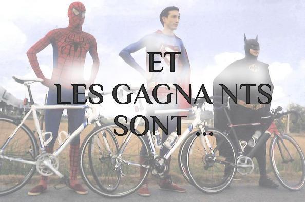 """Concours photo """"l'insolite et le vélo"""": Résultats pour la session Avril-Mai"""