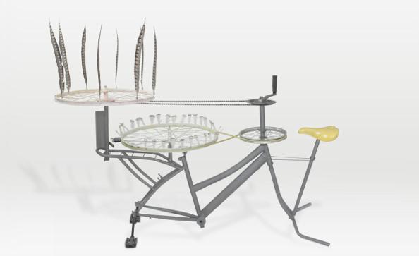 ArtyBike : le vélo et l'art se rencontrent pour une vente aux enchères