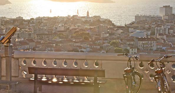Visitez Marseille en vélo électrique grâce à l'E.Bike Tours