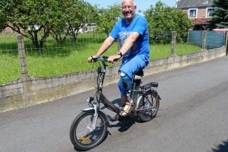 Un vélo électrique pour continuer à se déplacer