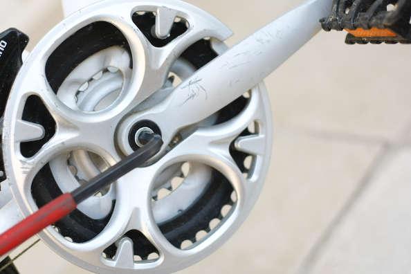 Changer votre boîtier de pédalier vélo