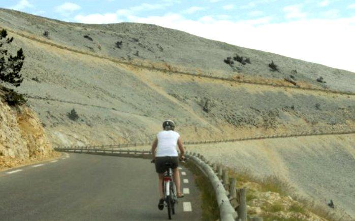 Avec Ecyclo, pas besoin d'être Froome pour gravir le Mont Ventoux