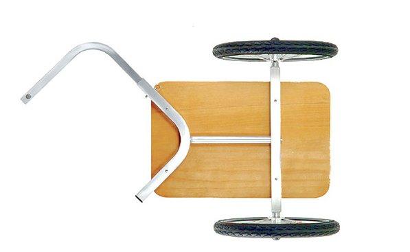 La Y-Frame, remorque vélo au mille et une alternatives