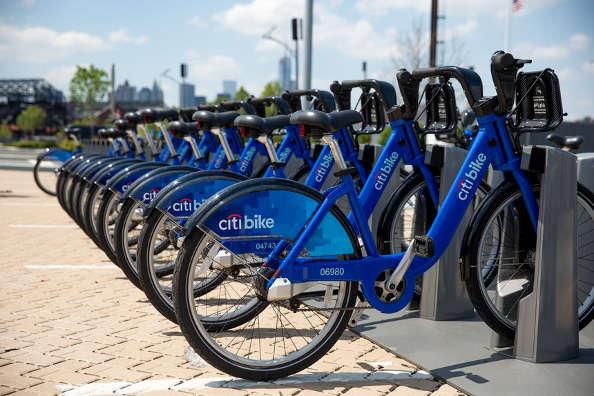 New-York : les vélos en libre service servent de vélos d'appartement