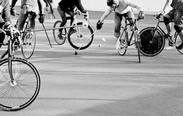 Bike Polo, quand le vélo se met au polo
