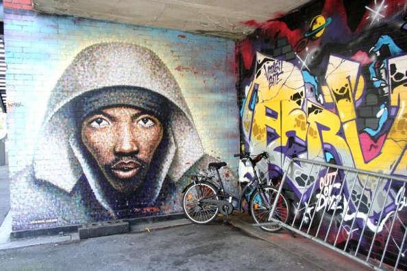 L'art contemporain et urbain de Lille à découvrir à vélo