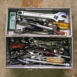 Boîtes à outils vélo