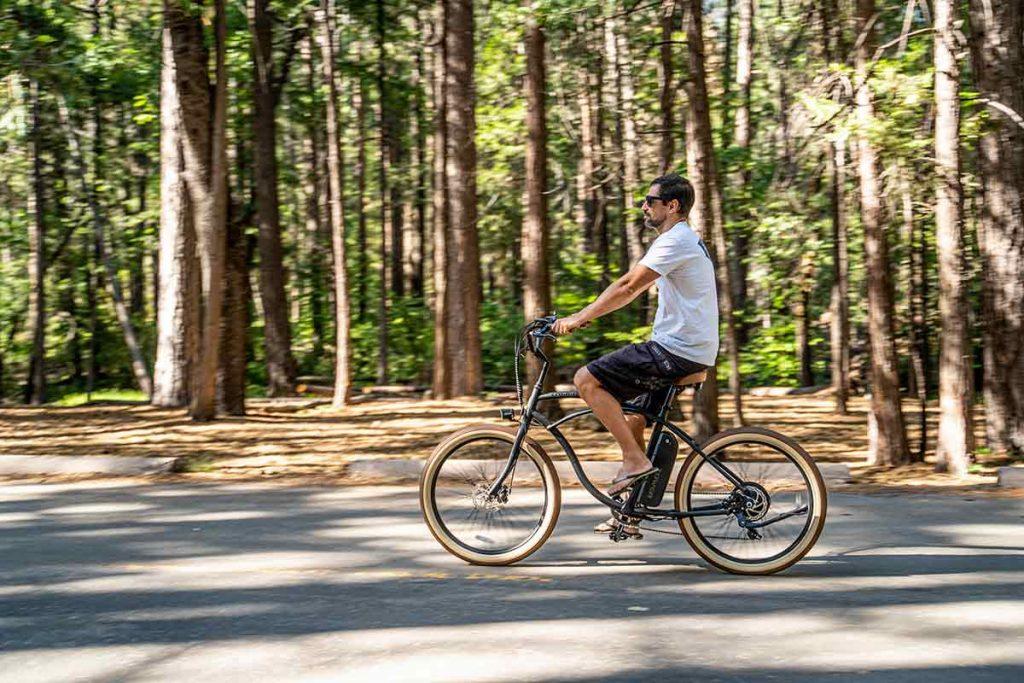 recharger batterie vélo électrique route