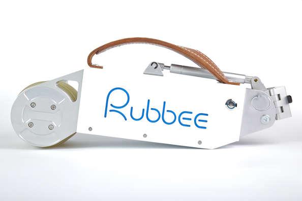 Rubbee transforme un vélo classique en vélo électrique