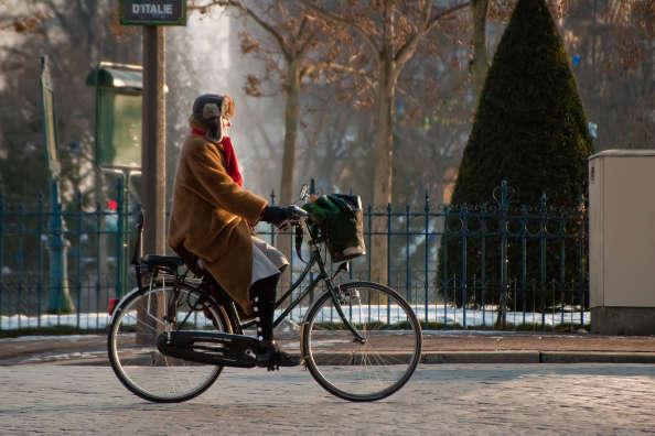 vélo de fonction plus rentable que la voiture