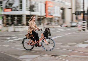 vélo urbain quotidien