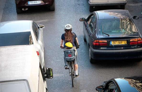 Les reproches faits aux cyclistes par les automobilistes et inversement