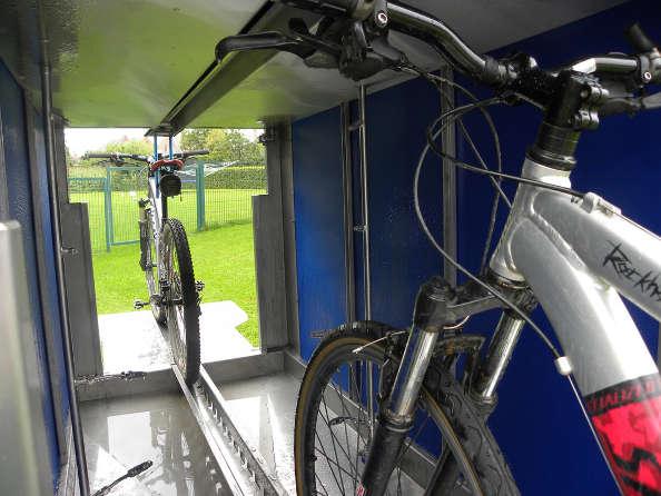 Bike Wash : Laver son vélo en seulement 15 secondes