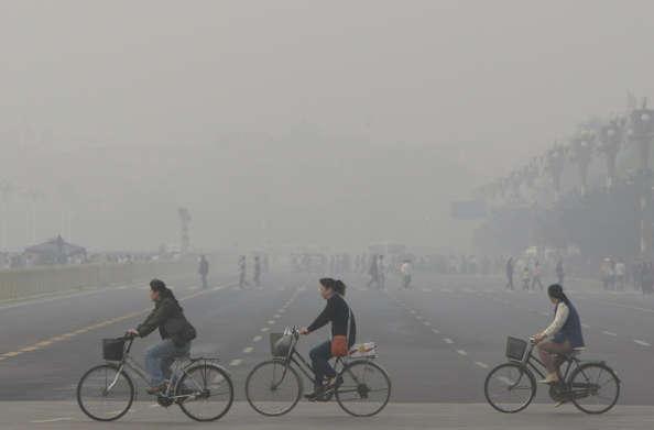 Écologie : L'air devient cancérigène